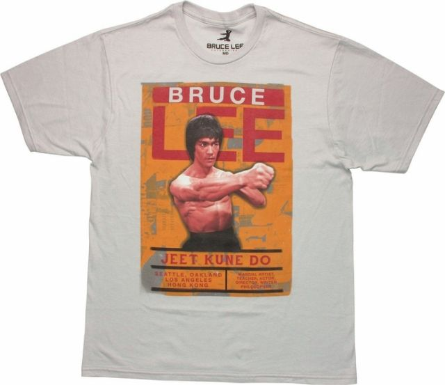 Bruce Lee Jeet Kune Do Bio