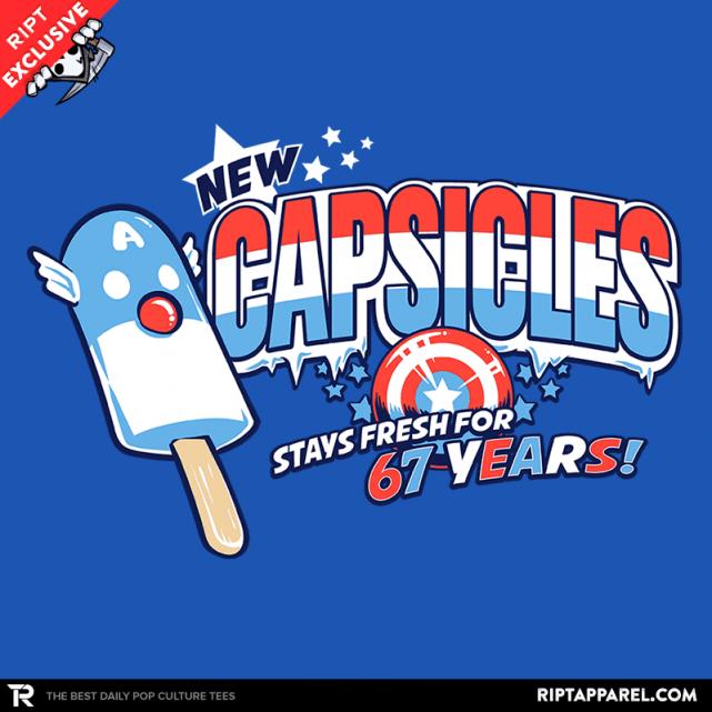Capsicles