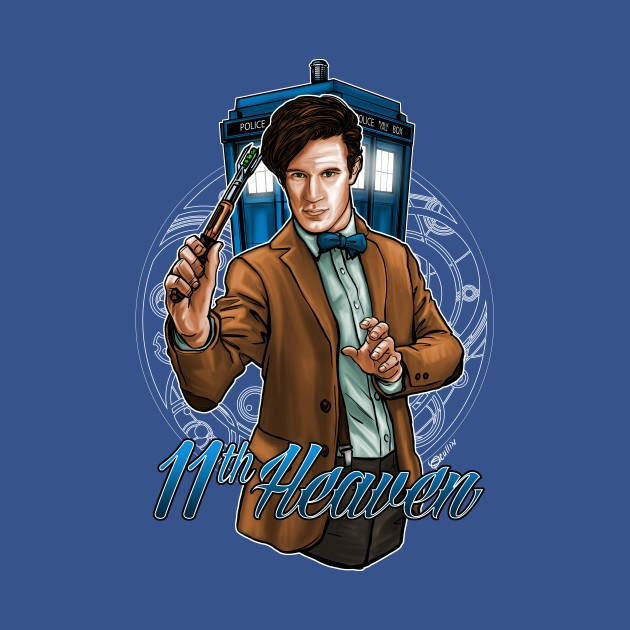 DOCTOR WHO - 11TH HEAVEN