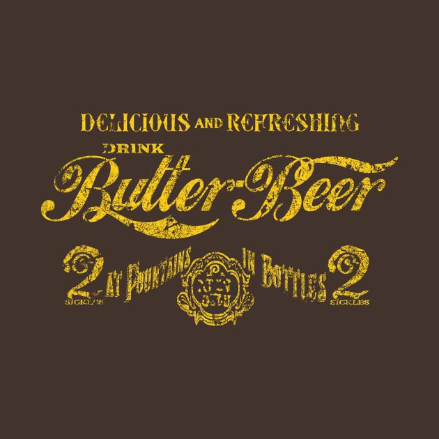 Drink Butter-Beer 2