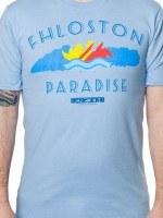 Fifth Element Fhloston Paradise T-Shirt