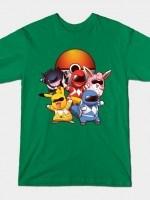 GO GO POKE RANGERS T-Shirt