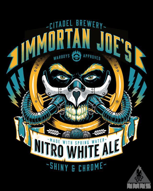 Immortan Joe's Colored