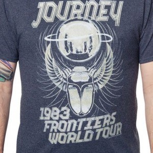 Journey Frontiers World Tour