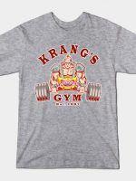 KRANG'S GYM T-Shirt