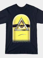 MINIONS ILLUMINATI T-Shirt