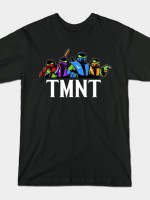 MORTAL TURTLES T-Shirt