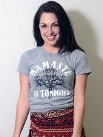 Namaste In Tonight T-Shirt