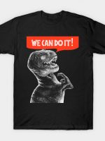 Rexy Can Do It! T-Shirt
