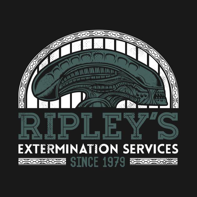 Ripley's Extermination Services - Sci Fi Horror