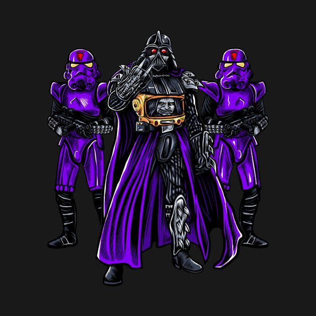 SHELL WARS DARTH KRANG