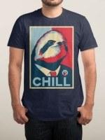 SLOTH FOR PRESIDENT T-Shirt