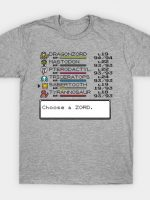 Summon Your Zord! T-Shirt
