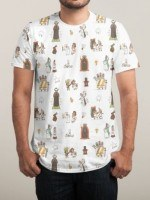 THE HOLY GRAIL PATTERN T-Shirt