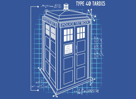 Type 40 Tardis