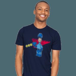 Block Man T-Shirt