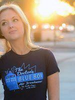 Blue Box Air Freshener T-Shirt