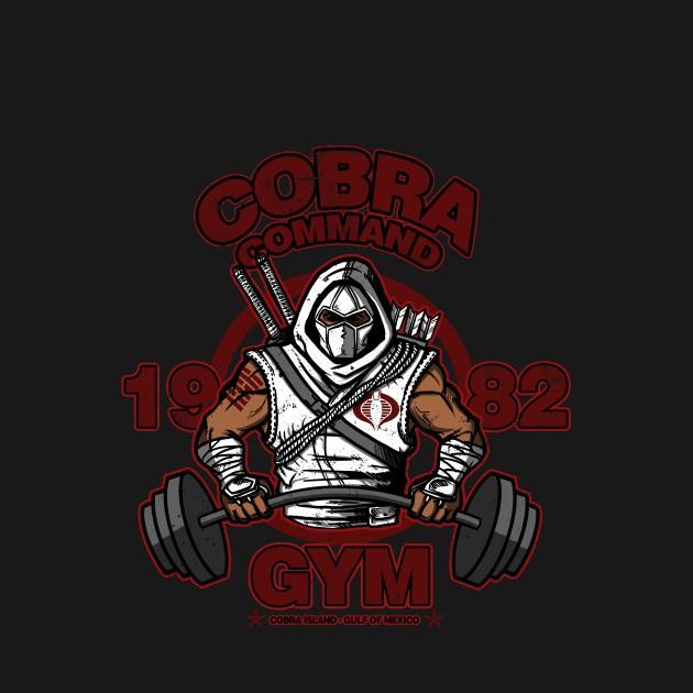 COBRA COMMAND GYM