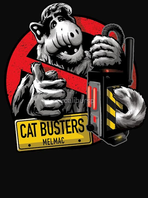 Catbusters Extermination Service of Melmac