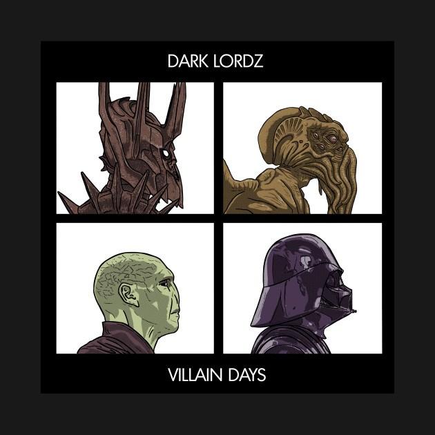 DARK LORDZ - VILLAIN DAYS