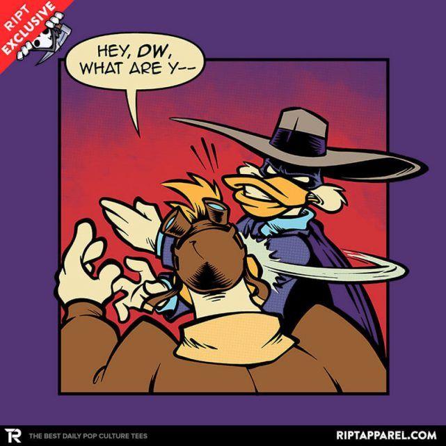Duck Slap!