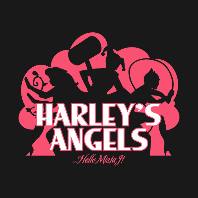 Harley's Angels
