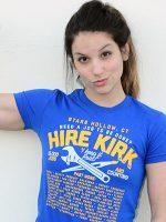 Hire Kirk T-Shirt