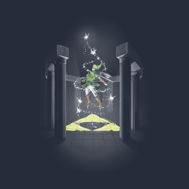 LINK'S RECOVERY T-Shirt