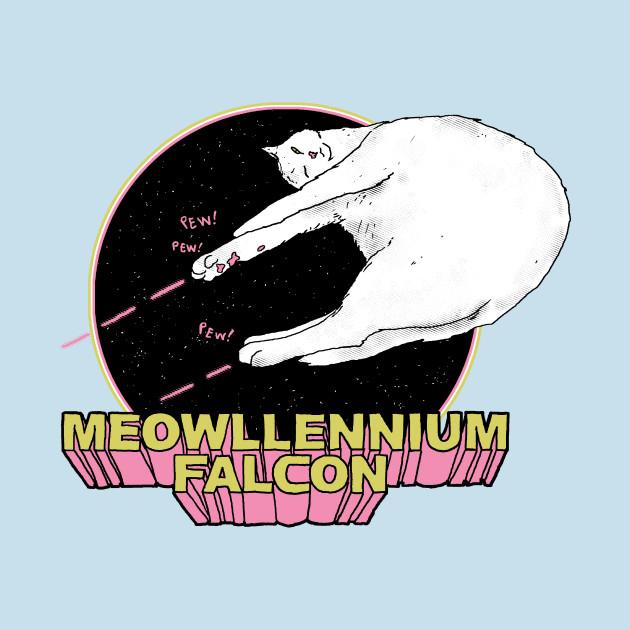 Meowllennium Falcon