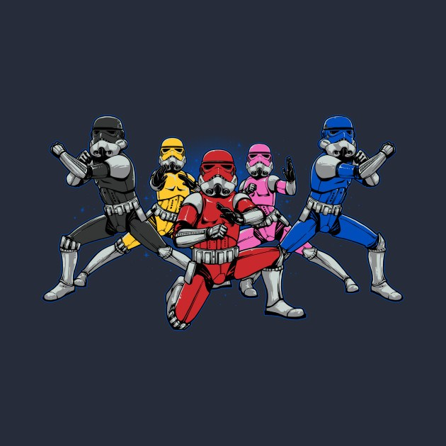 POWER TROOPERS