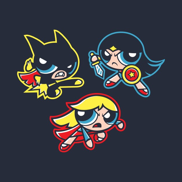 POWERED-UP GIRLS