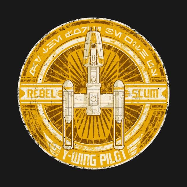 REBEL SCUM - Y-WING PILOT