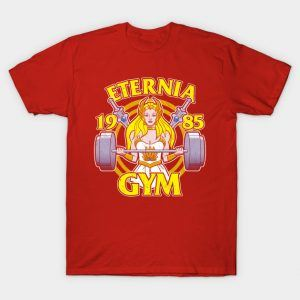 SHE-RA ETERNIA GYM