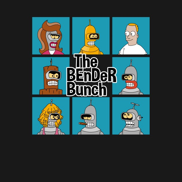 THE BENDER BUNCH