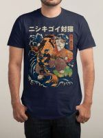 THE CAT AND THE KOI T-Shirt