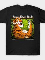 The Tiger Khan Do It T-Shirt