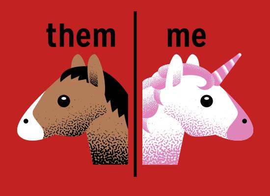 Them - Me