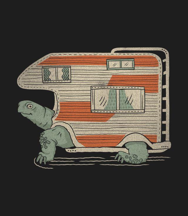 Turtle Camper
