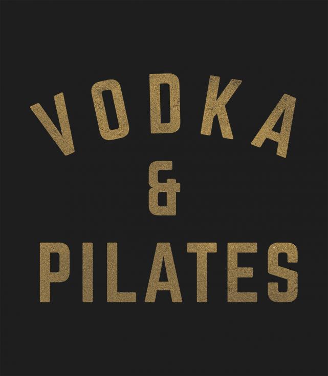 Vodka & Pilates T-Shirt