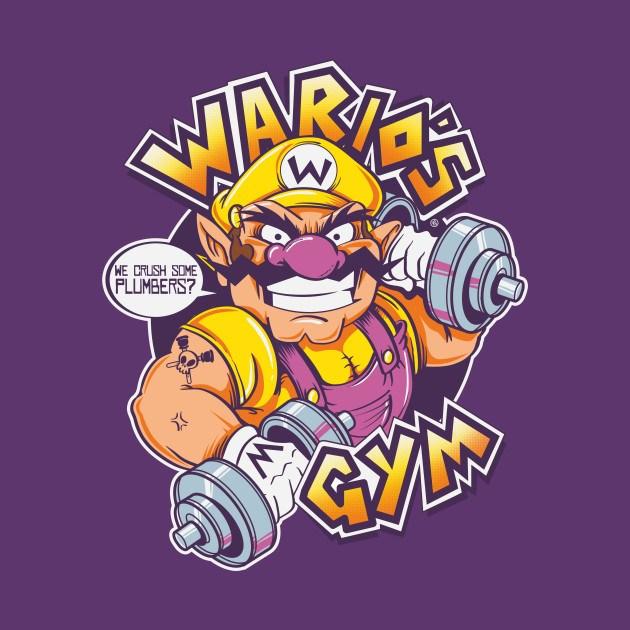 WARIO'S GYM
