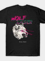 Wolf Laser T-Shirt