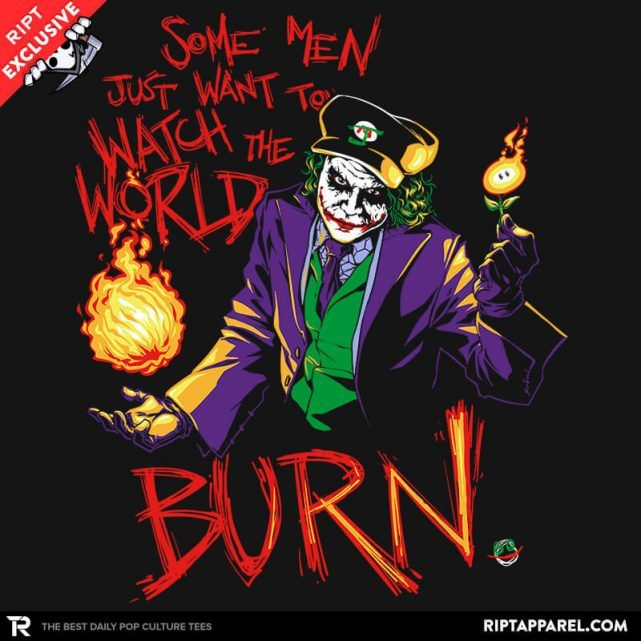 Watch the World Burn