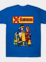 X-Burgers T-Shirt