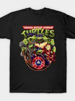 Teenage Mutant Avenger Turtles T-Shirt