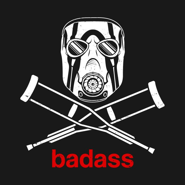 BADASS - THE VIDEO GAME