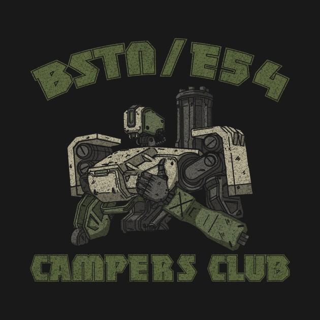 BSTN-54 CAMPERS CLUB