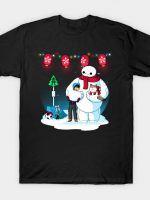 CHRISTMAS HEROES T-Shirt