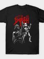 DARTH METAL T-SHIRT