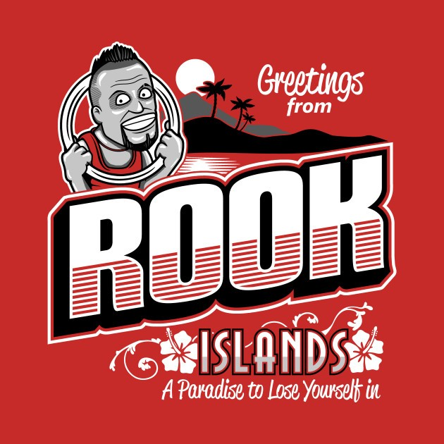 GREETINGS FROM ROOK ISLANDS