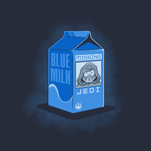 HAVE YOU SEEN THIS JEDI